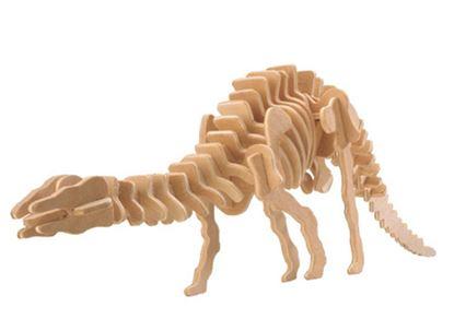 Obrázek 3D puzzle - Apatosaurus