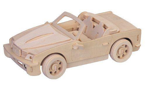 Obrázek z 3D puzzle - BMW B-740i