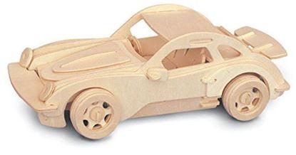 Obrázek 3D puzzle - Porsche P-911