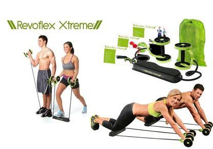 Obrázek Domácí posilovací stroj Revoflex Xtreme