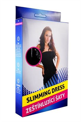 Obrázek Zeštíhlující šaty Lipodress L/XL