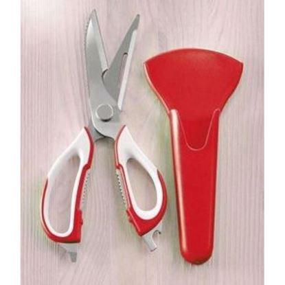 Obrázek Víceúčelové kuchyňské nůžky 7v1
