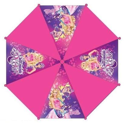 Obrázek Deštník Barbie - best rock friends