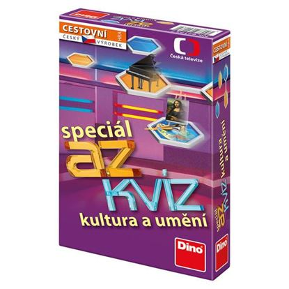 Obrázek AZ kvíz speciál - Kultura a umění
