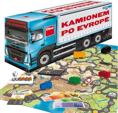 Obrázek Kamionem po Evropě