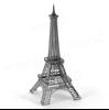 Obrázek z 3D puzzle - Eiffelova věž
