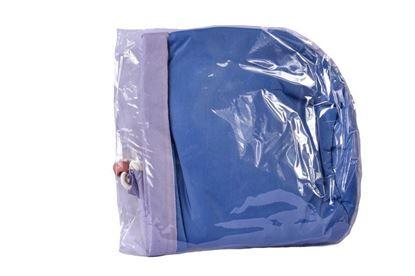 Obrázek Cestovní taška na kosmetiku - modrá