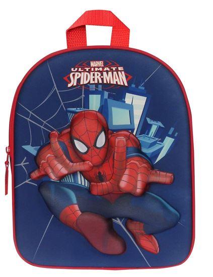 Obrázek z 3D batoh Spiderman