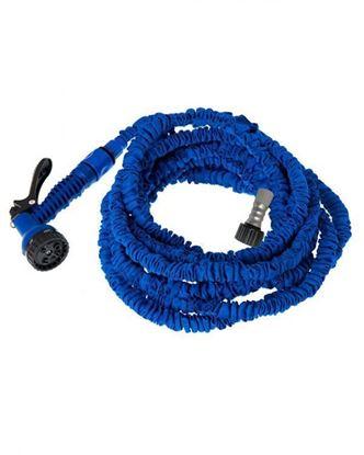 Obrázek Zahradní flexi hadice 22,5 M - modrá