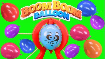 Obrázek Rodinná hra Praskni balonek