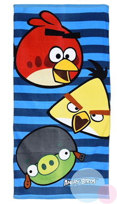 Obrázek Osuška Angry Birds