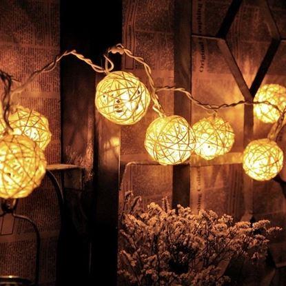 Obrázek Dekorační svítící koule