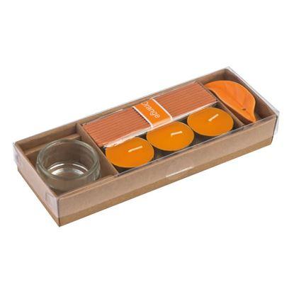 Obrázek Vonná sada v dárkovém balení - pomeranč