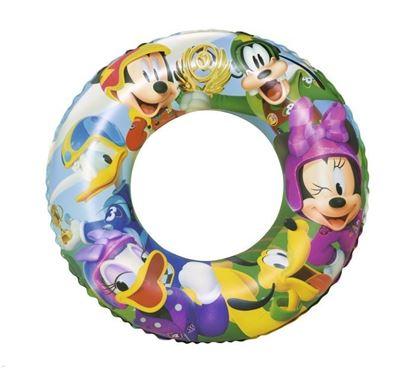 Obrázek Nafukovací kruh 56 cm – Mickey a kamarádi