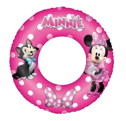 Obrázek Nafukovací kruh 56 cm – Minnie