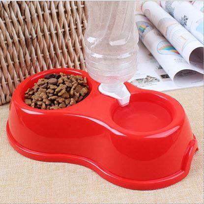 Obrázek Miska pro mazlíčky - červená