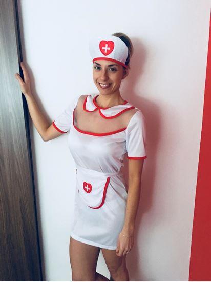 Obrázek z Sexy kostým - zdravotní sestřička