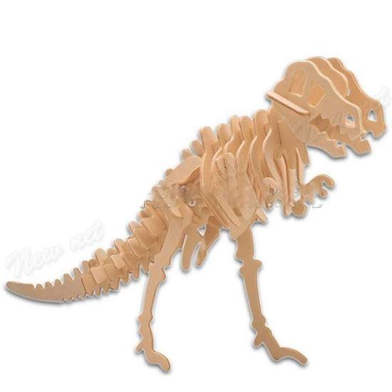 Obrázek z 3D puzzle - Tyrannosaurus