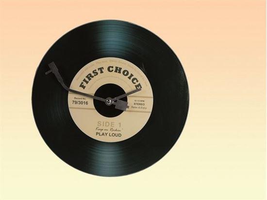 Obrázek z Nástěnné hodiny LP deska