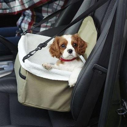 Obrázek Přepravní taška do auta pro malé psy a kočky