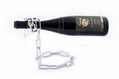 Obrázek Řetězový držák na víno