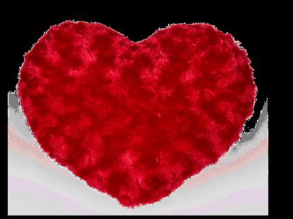 Obrázek Polštářek ve tvaru srdce