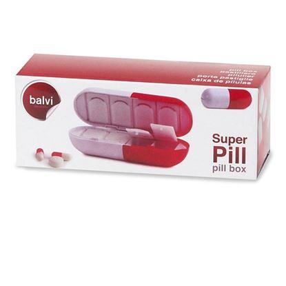 Obrázek Krabička na léky - pilulka