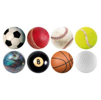 Obrázek Sada sportovních tácků