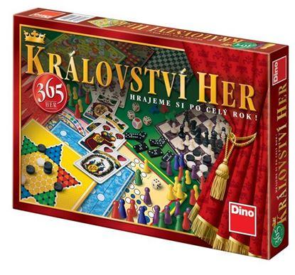 Obrázek Království her (365 her)