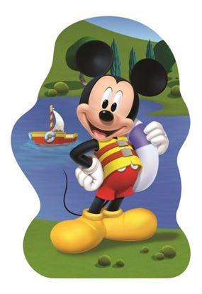 Obrázek Puzzle Mickeyho klubík - 4 x 54