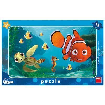 Obrázek Puzzle 15 - Nemo a želva