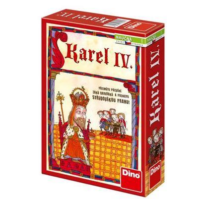 Obrázek Naučná hra Karel IV.