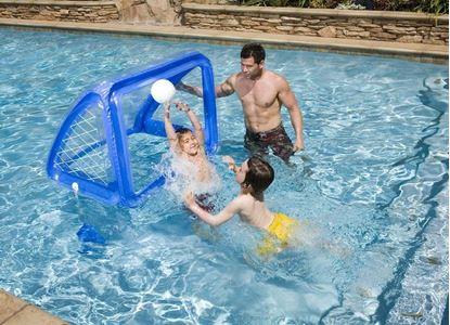 Obrázek Nafukovací branka do bazénu