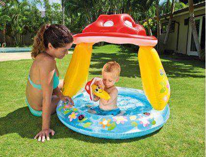 Obrázek z Dětský bazének muchomůrka