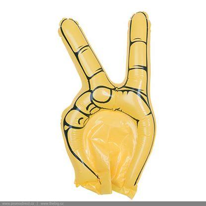 Obrázek Nafukovací rukavice pro fanoušky