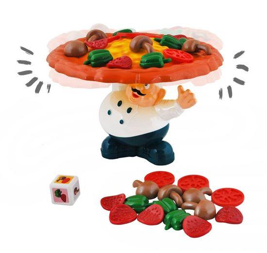 Obrázek z Zručnostní hra - Mistr pizzy