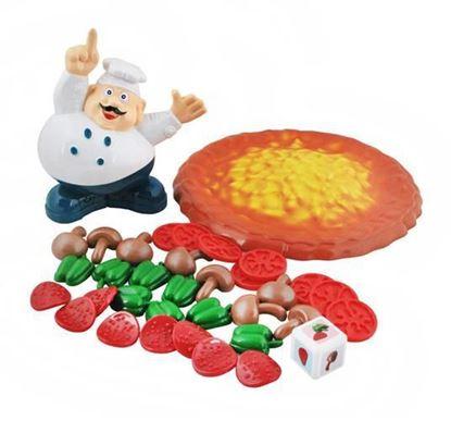 Obrázek Zručnostní hra - Mistr pizzy