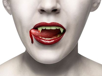 Obrázek Upíří zuby