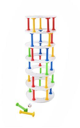 Obrázek Rodinná hra Šikmá věž