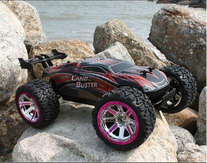 Obrázek RC model Land Buster - červený