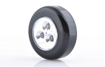 Obrázek Samolepící lampička s 3 LED