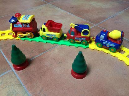 Obrázek Dětská autodráha