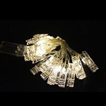 Obrázek LED svítící kolíčky