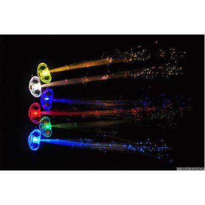 Obrázek LED dekorace do vlasů