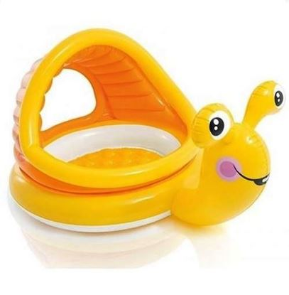 Obrázek Dětský bazén - Šnek