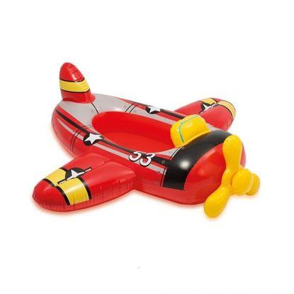 Obrázek Dětský člun - letadlo