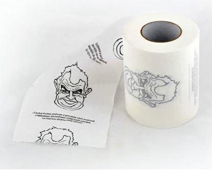 Obrázek Toaletní papír Miloš