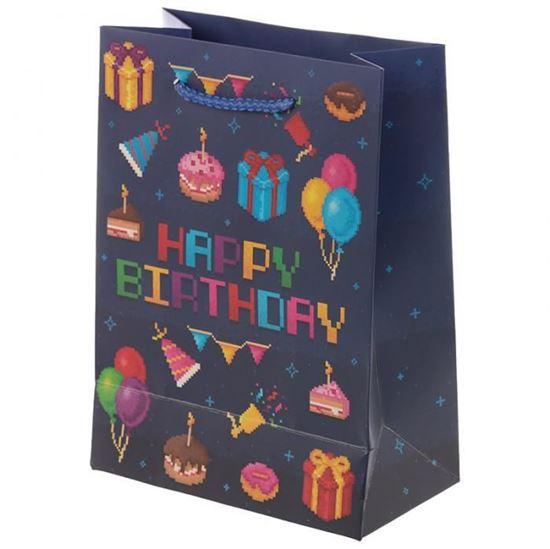 Obrázek z Dárková taška Happy Birthday